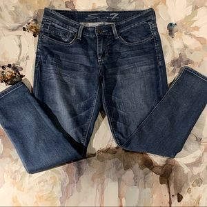 Seven7 Pants - Seven7 Skinny Easy Fit Distressed Jeans Size 6